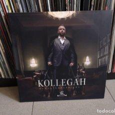 Discos de vinilo: KOLLEGAH - ZUHÄLTERTAPE VOL. 4 (2XLP, ALBUM, LTD) HIP HOP ALEMAN. Lote 147183854