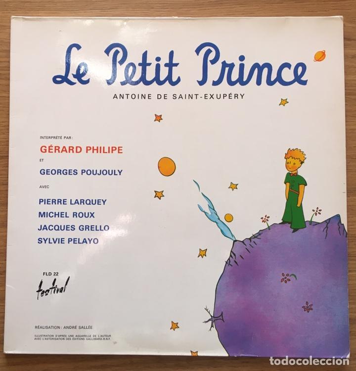 EL PRINCIPITO SAINT EXUPERY LE PETIT PRICE LP EDIC FRANCIA FESTIVAL (Música - Discos - LP Vinilo - Otros estilos)