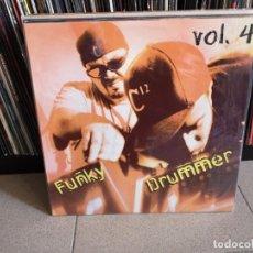 Discos de vinilo: CARLOS BESS & DJ CHOCO* - FUNKY DRUMMER VOL. 4 (LP) . Lote 147184574