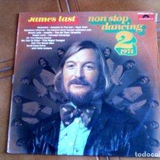 Discos de vinilo: LP DE JAMES LAST NON STOP DANCING DE 1974. Lote 147185538