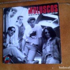 Discos de vinilo: SINGLE DE LOS MOLUSCOS ESTAS MUERTO AÑO 1990. Lote 147189462