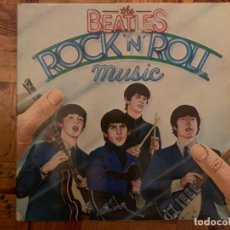 Discos de vinilo: THE BEATLES – ROCK 'N' ROLL MUSIC SELLO: ODEON – 1J 154-06.137/8 FORMATO: 2 × VINYL, LP. Lote 147196946