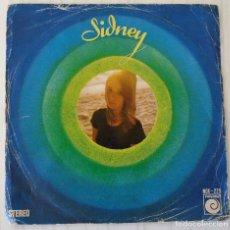 Discos de vinilo: AUSTRALIAN SOUND - SIDNEY NOVOLA - 1974. Lote 147203734
