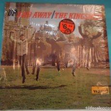 Discos de vinilo: LP THE KINGSMEN - UP AND AWAY. Lote 147215022
