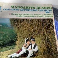 Discos de vinilo: E P ( VINILO) DE MARGARITA BLANCO AÑOS 60. Lote 147215694