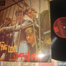 Discos de vinilo: THE YARDBIRDS - FIVE LIVE YARDBIRDS (CHARLY 1984) EDITADO ESPAÑA LEA DESCRIPCION. Lote 147217010