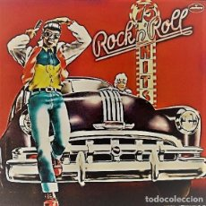 Discos de vinilo: 75 ROCK N ROLL HITS - MERCURY 1975 5 DISCOS+LIBRETO. Lote 147222990