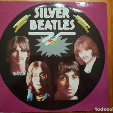 Discos de vinilo: SILVER BEATLES LP DINAMARCA. EARLY BEATLES. Lote 147226086