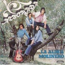 Discos de vinilo: ALBORADA - LA ALDEA - SINGLE DE VINILO. Lote 147226510