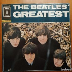 Discos de vinilo: BEATLES GREATEST LP ALEMANIA. Lote 194992915