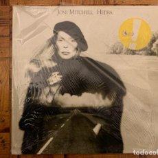 Discos de vinilo: JONI MITCHELL – HEJIRA - VINILO - LP - ESTADO PERFECTO -. Lote 147228958