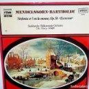 Discos de vinilo: LP DE MENDELSSOHN-BARTHOLDY. Lote 147235462