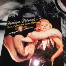 Discos de vinilo: IMPECABLE GENTLEMEN PREFER BLONDES MARILYN MONROE. Lote 147241950