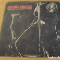 Discos de vinilo: LOTE MAXI BRYAN ADAMS CAN`T STOP THIS THING WE STARTED SELLO AM 1991. Lote 147300406