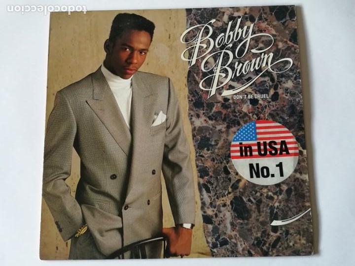 BOBBY BROWN - DON'T BE CRUEL - 1988 (Música - Discos de Vinilo - Maxi Singles - Rap / Hip Hop)