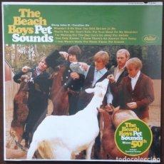 Discos de vinilo: LP THE BEACH BOYS PET SOUNDS VINILO 180 G MONO. Lote 25392034