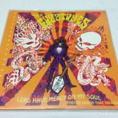 Discos de vinilo: THE FUZZTONES - LORD HAVE MERCY ON MY SOUL --FIRMADO!!!. Lote 147325758