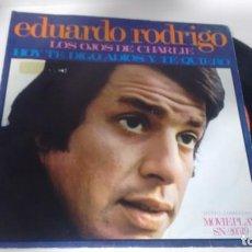 Discos de vinilo: SINGLE (VINILO) DE EDUARDO RODRIGO AÑOS 70. Lote 147327170