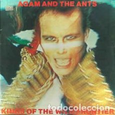 Discos de vinilo: ADAM AND THE ANTS - KING OF THE WILD FRONTIER. Lote 147333710