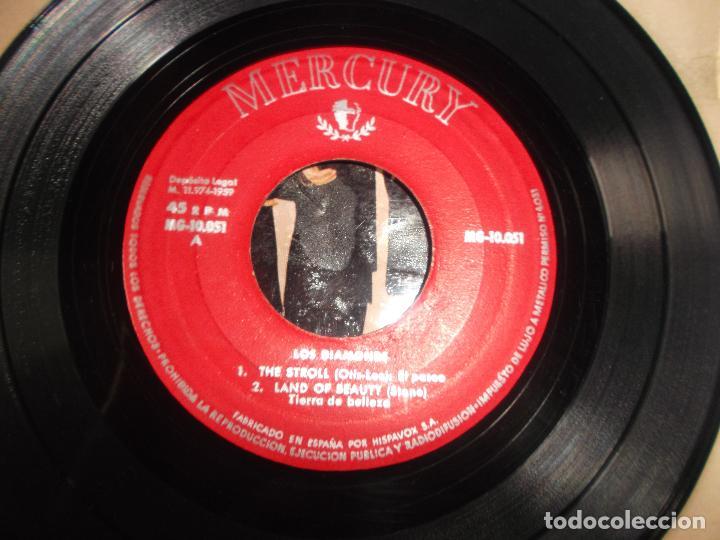 Discos de vinilo: the diamonds america's number one singing stylists - Foto 3 - 147337582
