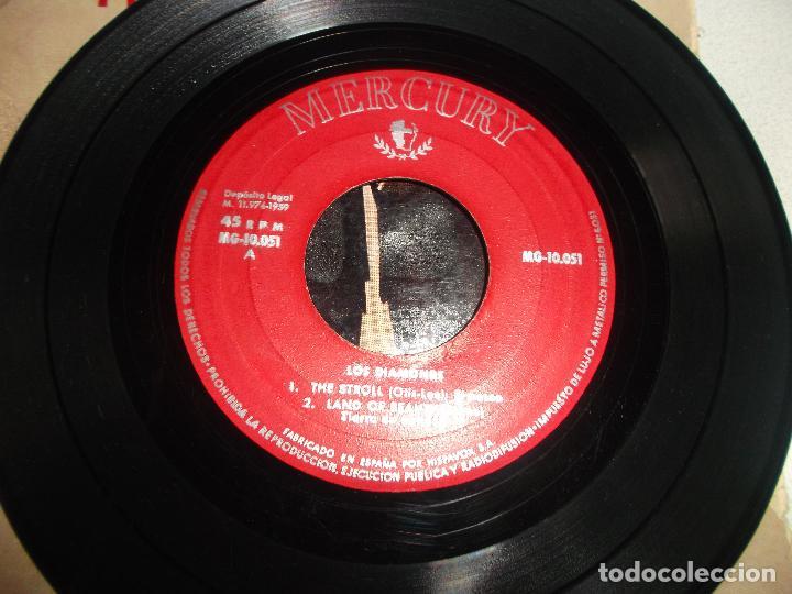 Discos de vinilo: the diamonds america's number one singing stylists - Foto 4 - 147337582