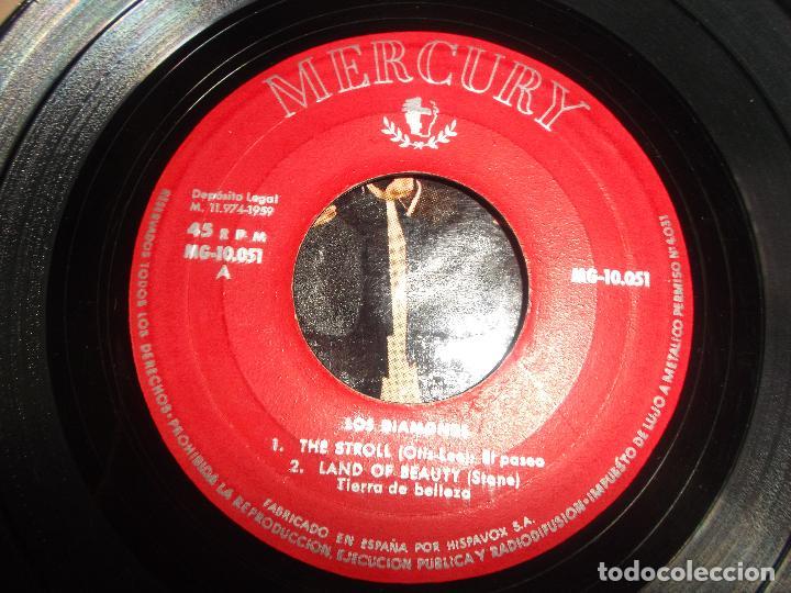 Discos de vinilo: the diamonds america's number one singing stylists - Foto 5 - 147337582