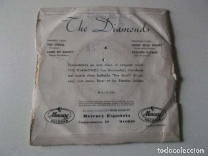 Discos de vinilo: the diamonds america's number one singing stylists - Foto 6 - 147337582