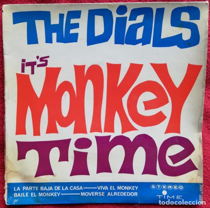 THE DIALS - IT'S MONKEY TIME EP SPAIN 1964 R&B (Música - Discos de Vinilo - EPs - Jazz, Jazz-Rock, Blues y R&B)