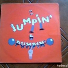 Discos de vinilo: DISCO JUMPING PUMPIN TOTAL SCIENCE ,TEMA JUST A LITTLE BIT AÑO ,1989. Lote 147339466