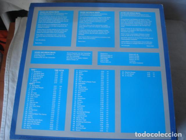 Discos de vinilo: Lex van Coeverden House And Break Beats - Foto 2 - 147340014