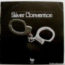 Discos de vinilo: SILVER CONVENTION - SAVE ME - LP BP 1975 BPY. Lote 147342314