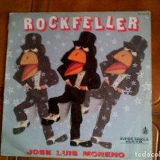 Discos de vinilo: DISCO DE ROCKFELLER AÑO 1984. Lote 147343454