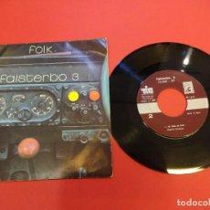 Discos de vinilo: FALSTERBO 3. TIC PRODUCTORA. DISCOS CONCENTRIC. Lote 147351138