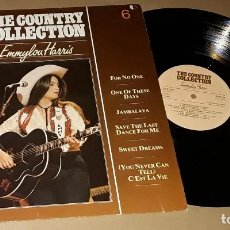 Discos de vinilo: LP - EMMYLOU HARRIS - THE COUNTRY COLLECTION - MADE IN HOLLAND - . Lote 147351926