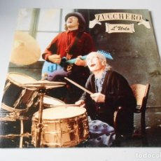 Discos de vinilo: ZUCCHERO, SG, L´URLO + 1, AÑO 1992. Lote 147353750