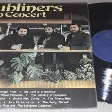 Discos de vinilo: LP - THE DUBLINERS - IN CONCERT - MADE IN USA - THE DUBLINERS IN CONCERT. Lote 147355726