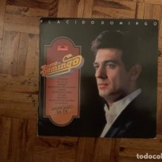Discos de vinilo: PLACIDO DOMINGO ?– BRAVO DOMINGO SELLO: POLYDOR ?– 24 75 759 FORMATO: VINYL, LP, ALBUM PAÍS: SPAIN. Lote 147355922