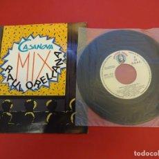 Discos de vinilo: RAUL ORELLANA. CASANOVA MIX. DISCO PROMOCIONAL. Lote 147356886
