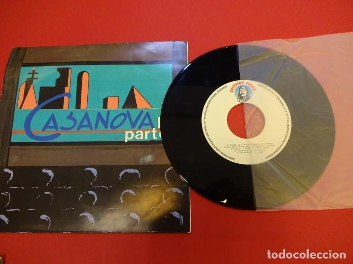 Discos de vinilo: RAUL ORELLANA. Casanova MIX. Disco promocional - Foto 2 - 147356886