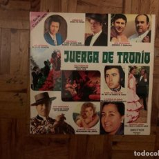 Discos de vinilo: JUERGA DE TRONIO - LP. Lote 147362018