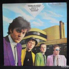 Discos de vinilo: THE JAGS - EVENING STANDARS - LP. Lote 147362302