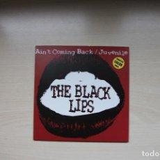 Discos de vinilo: THE BLACK LIPS ?– AIN'T COMING BACK - MUNSTER RECORDS - VINILO COLOR. Lote 147363002