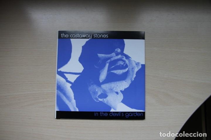THE CASTAWAY STONES – IN THE DEVIL'S GARDEN (Música - Discos - Singles Vinilo - Grupos Españoles de los 90 a la actualidad)