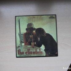 Discos de vinilo: THE CLIENTELE ?– (I WANT YOU) MORE THAN EVER / 6 A.M. MORNINGSIDE - ELEFANT RECORDS ER-217. Lote 147364538