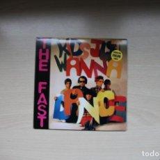 Discos de vinilo: THE FAST – KIDS JUST WANNA DANCE - MUNSTER RECORDS. Lote 147364854