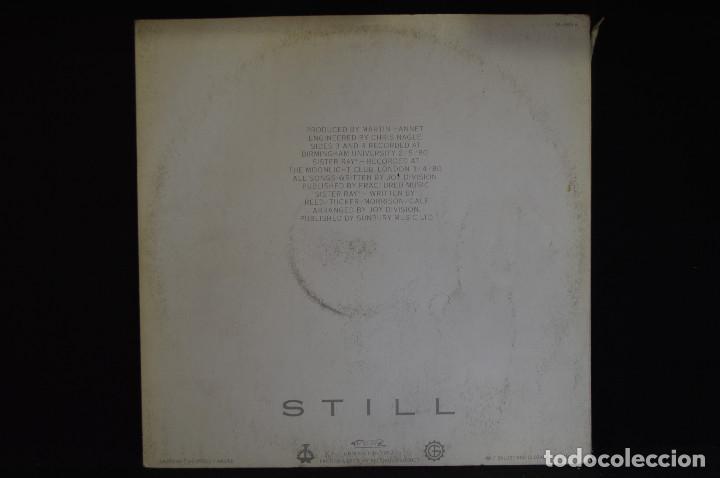 Discos de vinilo: JOY DIVISION - STILL - 2 LP - Foto 2 - 147366658