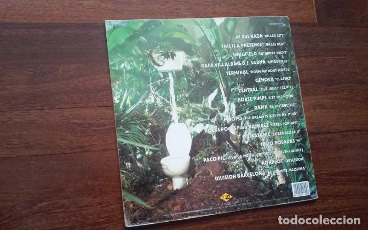 Discos de vinilo: Lo + duro 3-doble lp - Foto 3 - 147370306
