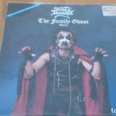 Discos de vinilo: KING DIAMOND THE FAMILY GHOST MAXI VINILO 1987. Lote 147372230