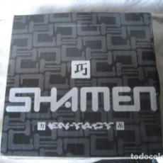 Discos de vinilo: THE SHAMEN EN-TACT . Lote 147381202