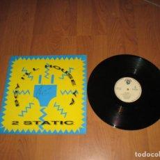 Discos de vinilo: 2 STATIC - BOY I´LL HOUSE YA - MAXI - SPAIN - SPITFIRE MUSIC - IBL - . Lote 147383746